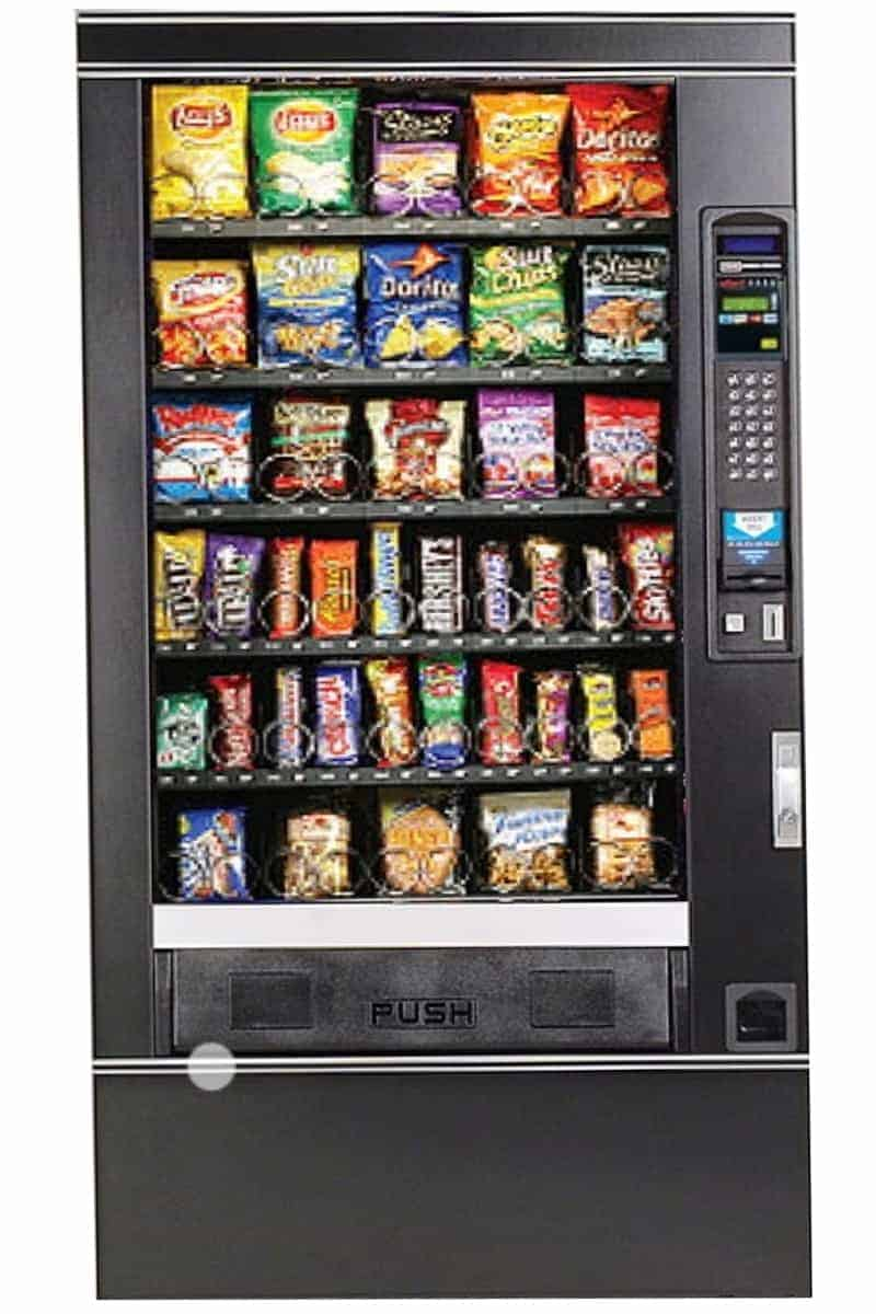national-167-snack-vending-machine