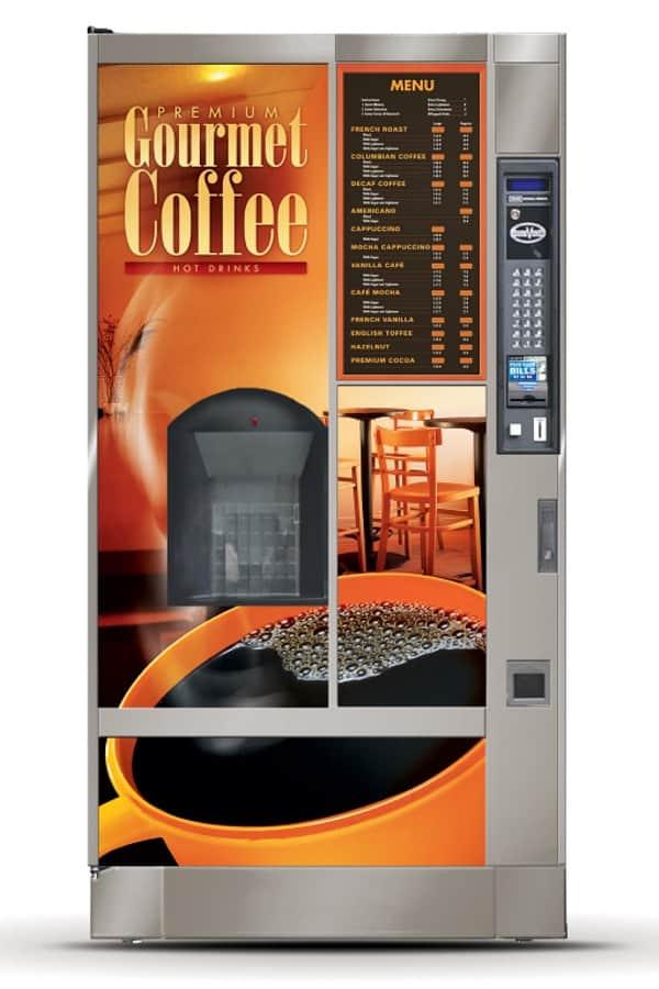 National 673 coffee machine