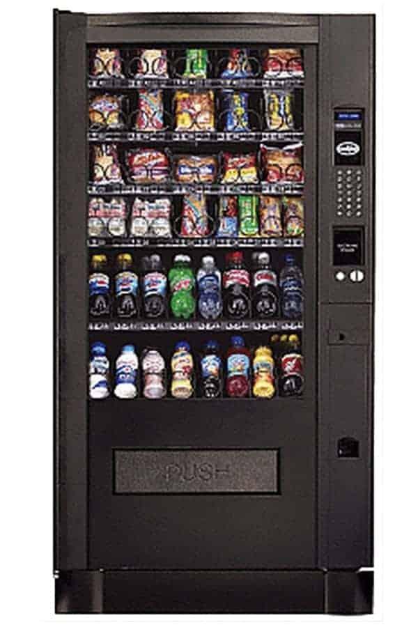 National 780 Combo Machine