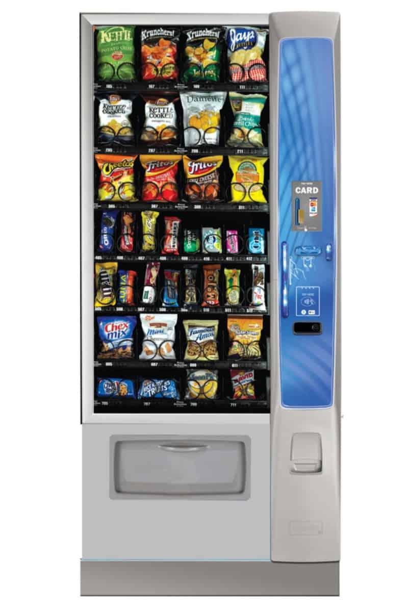 National 186 Snack Machine