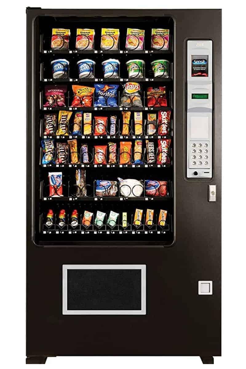 AMS Snack Vending Machine