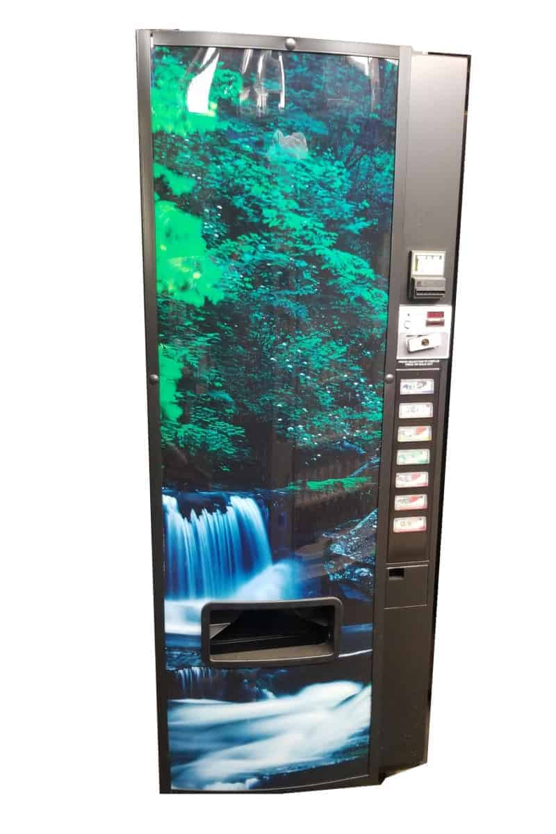 dixie-narco-276-SII-soda-machine