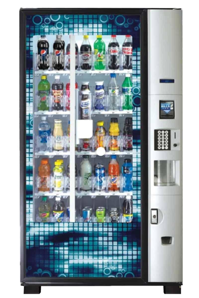 dixie-narco-3800-vending-machine
